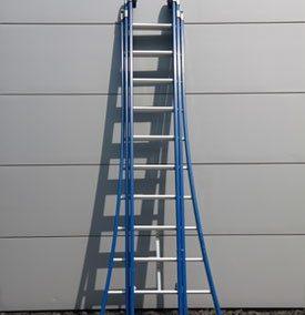 Ladder 3 x 16 treden